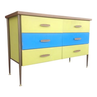 Vintage Vista 6 Drawer Dresser