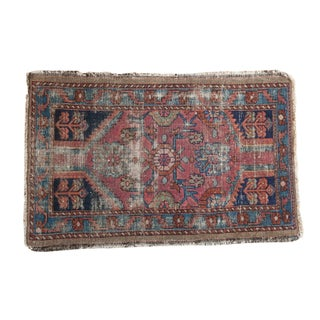 "Distressed Antique Lilihan Rug - 2'6"" X 3'10"""