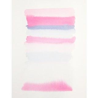 "Celia Agnes ""Mirth"" Original Watercolor Painting"