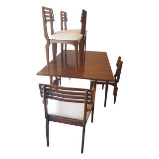 Counterpoint by Drexel Dining Set - Set of 6
