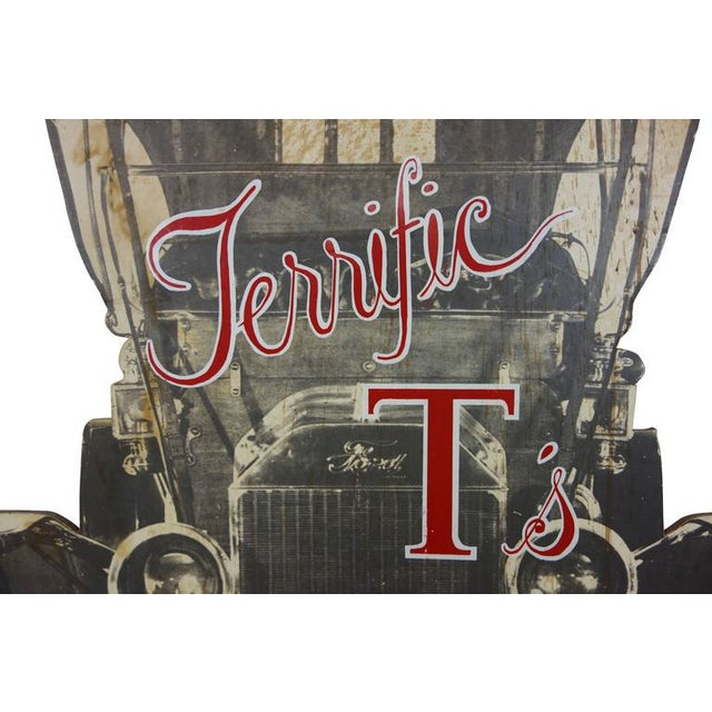 Ford Model T Advertisement - Image 8 of 9