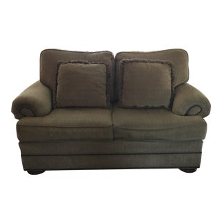 Thomasville Ashby Loveseat & Pillows