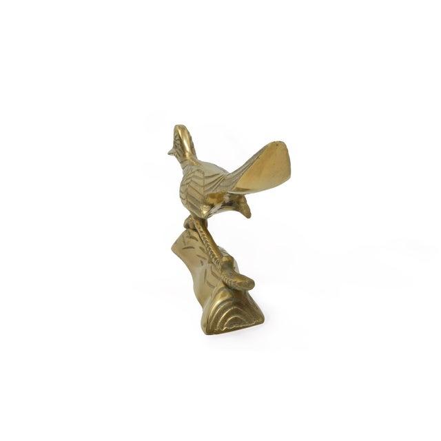 Mid Century Brass Roadrunner - Image 5 of 7