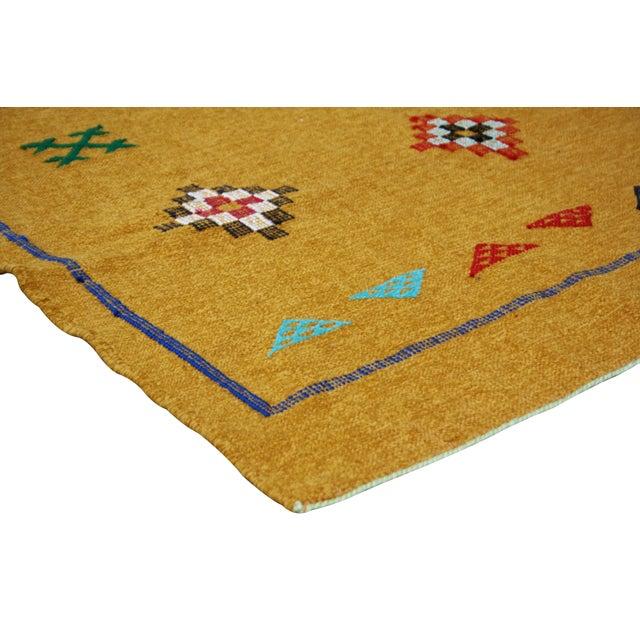 Image of Moroccan Geometric Rug - 4'6'' X 3'2''