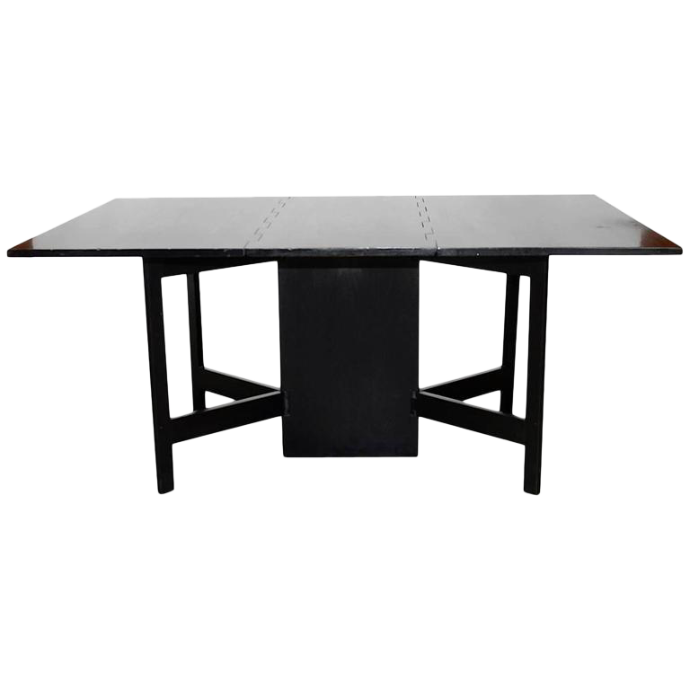 George Nelson Drop Leaf Dining Table