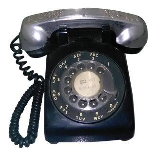 Vintage Rotary ITT Telephone