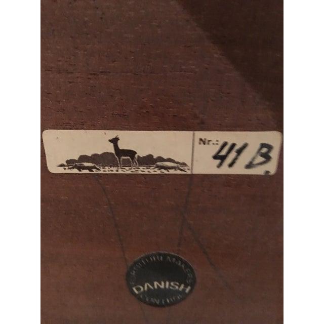 Image of Vintage Danish Midcentury Rosewood Side Tables - 2