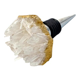 Himalayan Crystal Bottle Stopper