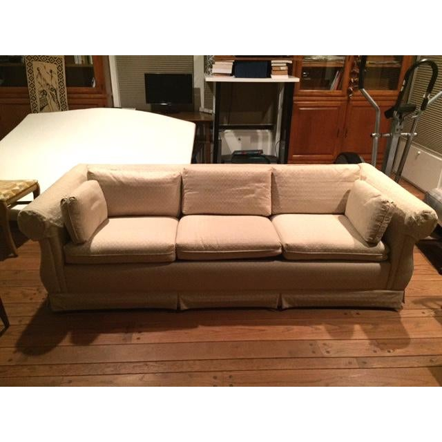 Image of Mid-Century Modern Sofa Bed