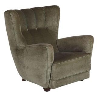 Danish Mid-Century Chair C. 1950