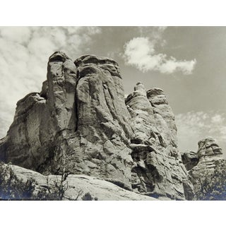 "Lloyd M. Pyeatt ""Near Moab, Utah"" Photograph"