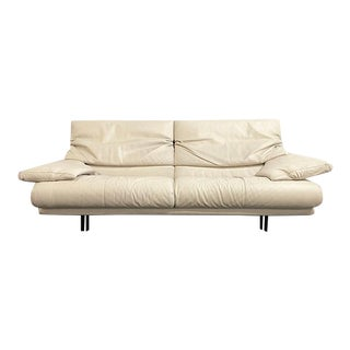 Alanda B&B Italia Leather Sofa