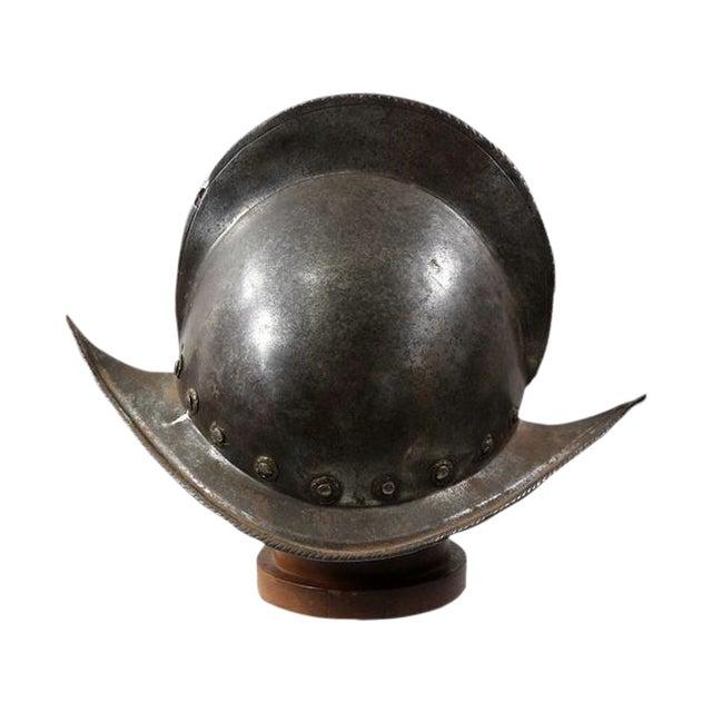 16th-C. Italian Morion Helmet - Image 1 of 6