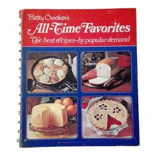 Betty Crocker's All-Time Favorites