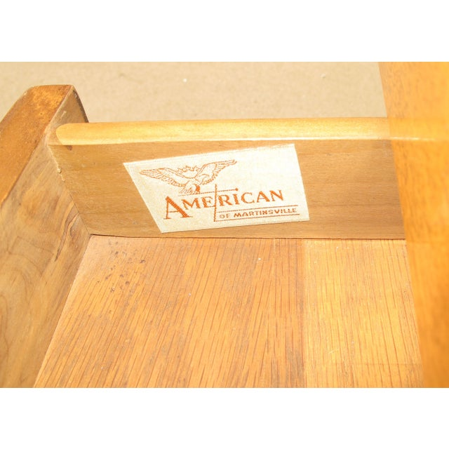 Image of American of Martinsville Side Table