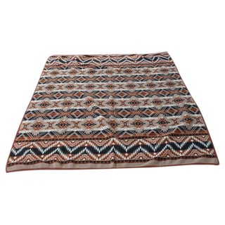 Fantastic Geometric Indian Design Beacon Camp Blanket