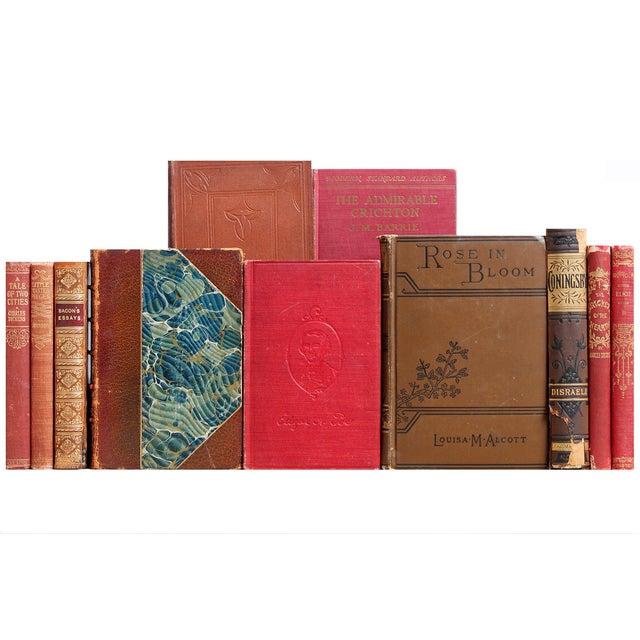 Image of Victorian Mini Classic Books - S/25