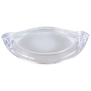 Pristine Lucite Bowl
