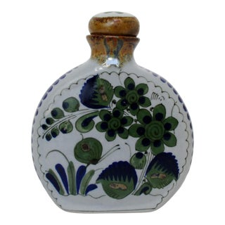 Mexican Ceramic Bottle