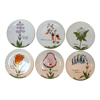 Scully and Scully Whimsical Plates
