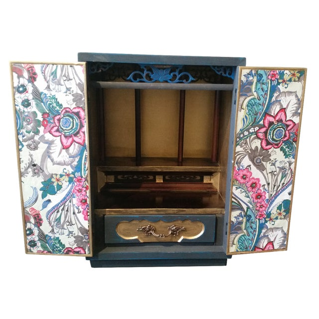 Image of Refinished Cabinet Altar