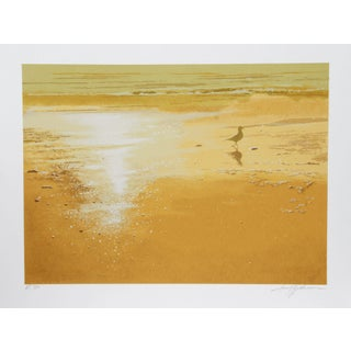 Harry Schaare - The Seagull Serigraph
