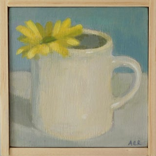 """""""Good Morning"""" Original Painting by Anne Carrozza Remick"""