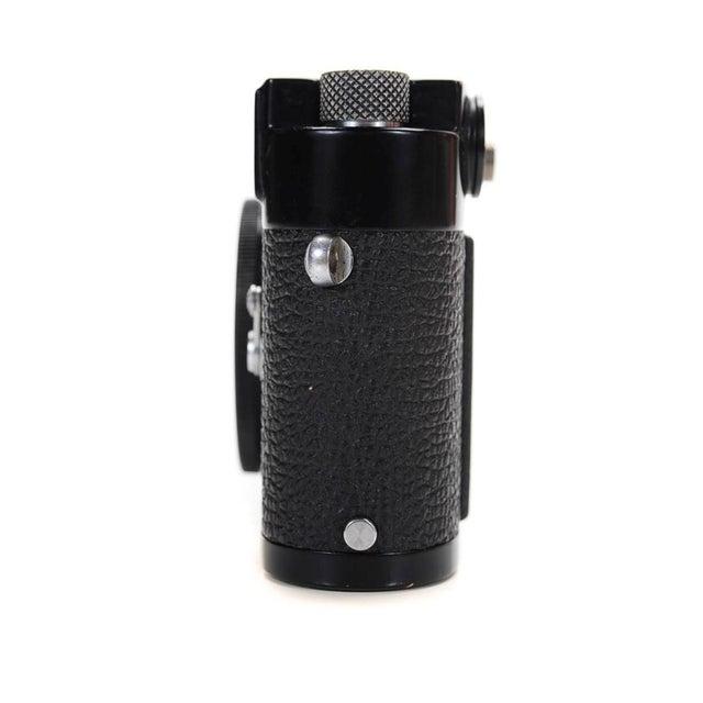 Image of Leica M3 Black 1959 Pro Rangefinder Camera