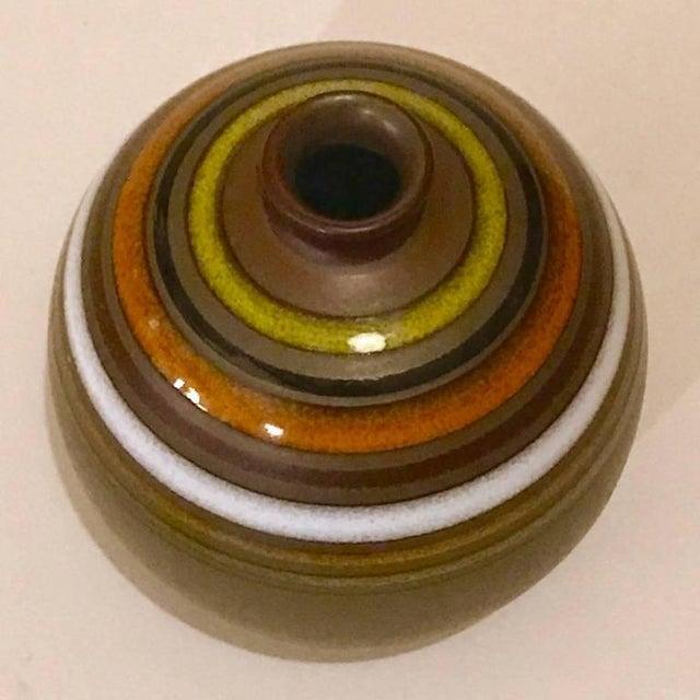 Alvino Bagni Mid-Century Italian Vase - Image 7 of 9
