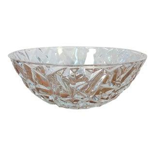 Tiffany Co. Crystal Bowl