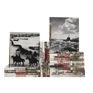 World War II Photo Library Series - Set of 21