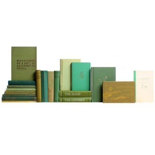 Green Poetry Books - S/20