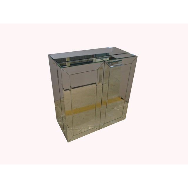 Mirrored Wine Bar Cabinet - Image 5 of 11