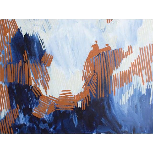 "Linda Colletta ""Catalina"" Acrylic Painting - Image 1 of 2"