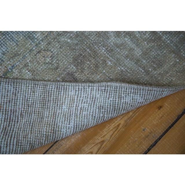 "Distressed Oushak Carpet - 6' X 9'7"" - Image 7 of 8"