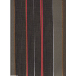 Maharam Repeat Classic Stripe Cadet Fabric - 5.75 Yards