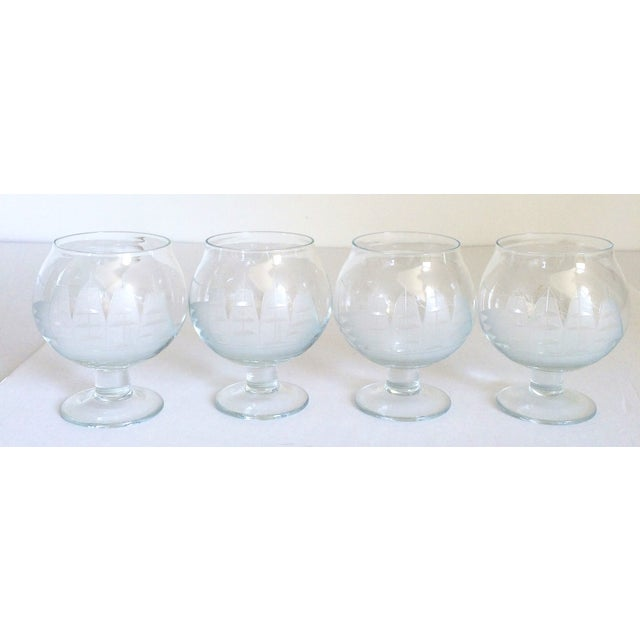 Image of Nautical Brandy Snifters - Set of 4