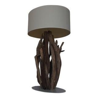 Four Hands Driftwood Lamp