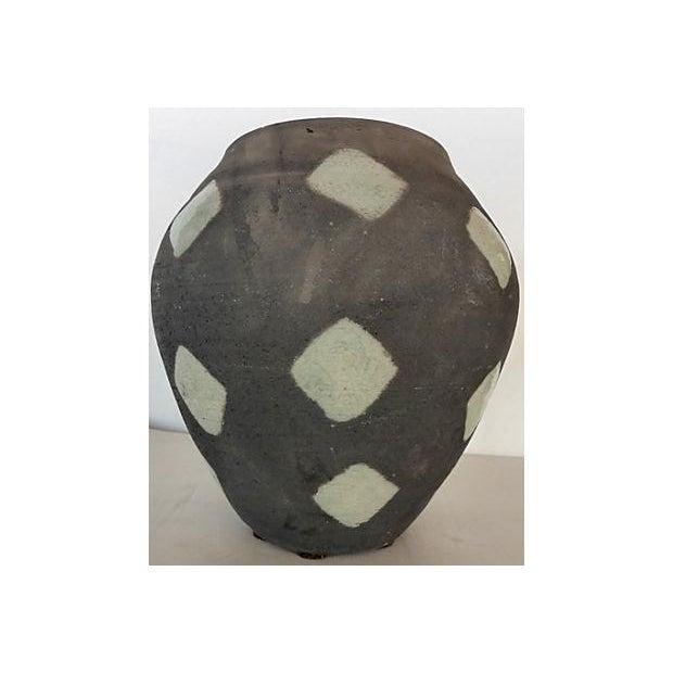 Image of Mid Century Art Pottery Vase