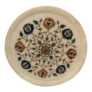 Ivory & Crystal Mosaic Wall Plate