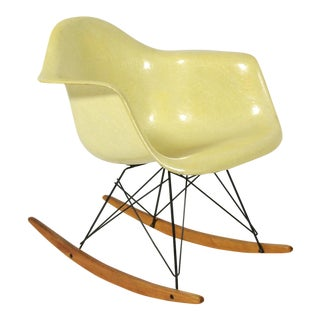 Eames Zenith Rope-Edge RAR Rocker by Herman Miller