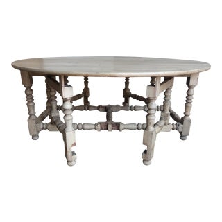 Vintage Amp Used Rustic Dining Tables Chairish