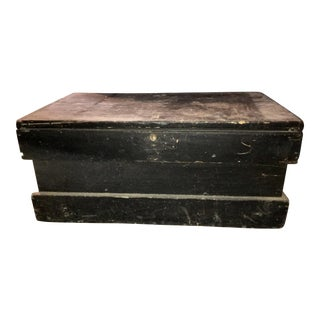 Antique Carpenter's Chest