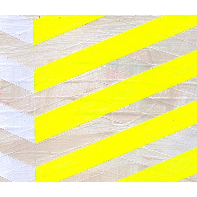 Image of NY15 #16 Original Geometric Painting