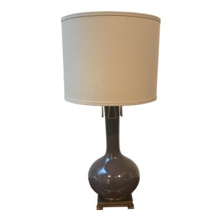 Hollywood Regency Style Accent Lamp