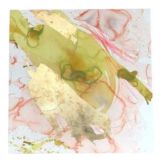 "Kate Roebuck ""Sun Up"" Watercolor Painting"
