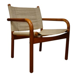Bernstorffsminde Danish Lounge Chair