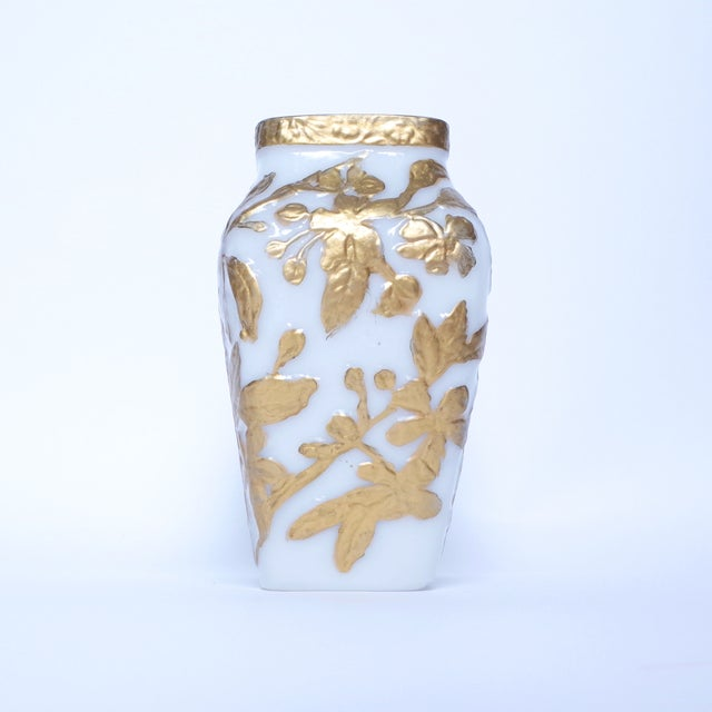 Phoenix Consolidated Glass Co. Art Glass Vase - Image 5 of 5