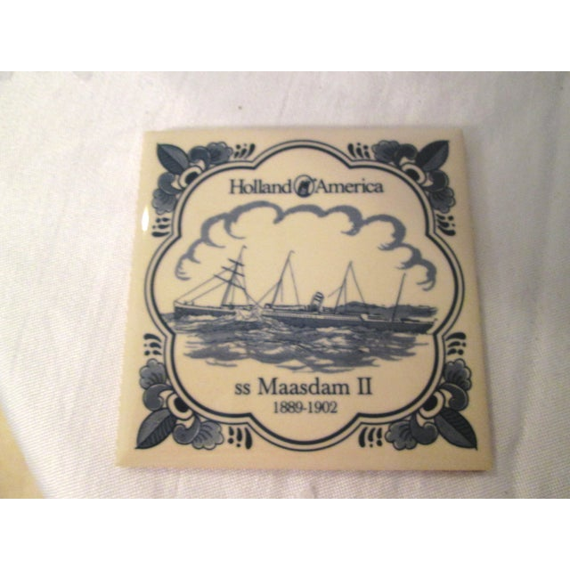 Vintage Cruise Line Coasters - Set of 7 - Image 5 of 9