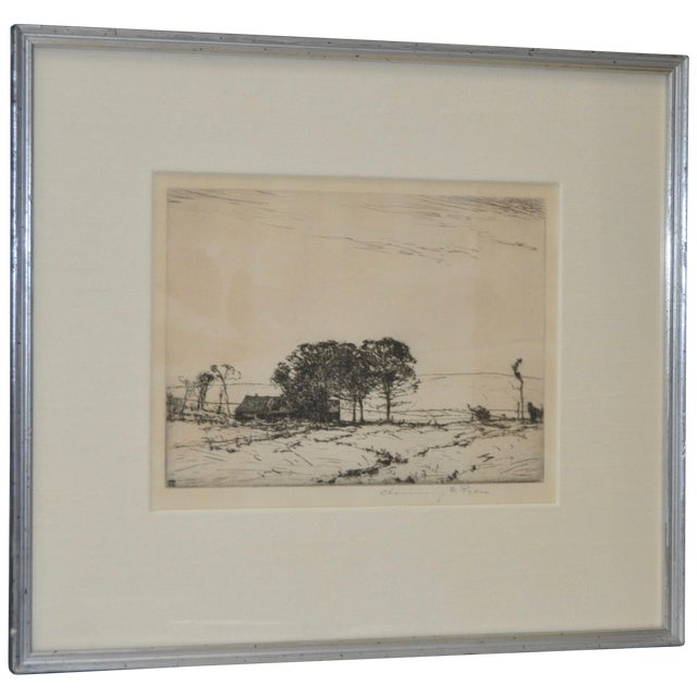 """Chauncey F. Ryder """"The Frye Farm"""" 1926 - Image 1 of 6"""